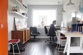real life at home matt u0027s converted garage design studio