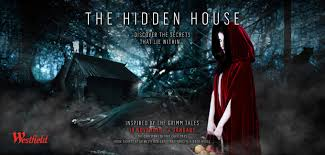 the hidden house comes to westfield stratford city this winter