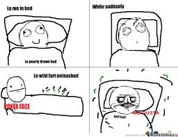 Bed Meme - fart in bed by n1kku meme center