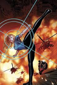 the bionic woman character comic vine