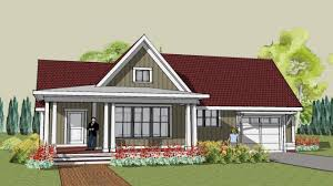 amicalola cottage rustic style house plan modern prairie plans