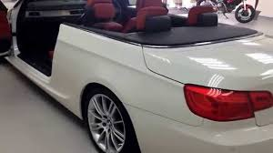 bmw 320d convertible for sale white bmw 325d m sport convertible coral leather for sale in
