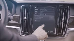 big d volvo volvo cars adds microsoft u0027s skype for business to its 90 series