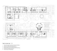 Amphitheater Floor Plan by Stanford University U2013 Science And Engineering Quad Bora