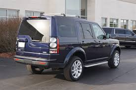 used land rover lr4 used land rover for sale in schererville in napleton nissan