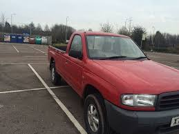 mazda b2500 4x4 similar to ford ranger not toyota hilux or