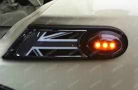 led black side marker lights for mini cooper r55 r56 r57 r58