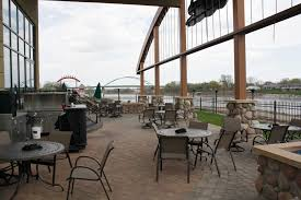 Restaurant Patio Design by Kick Back Relax On These Sioux City Patios Sioux City Now