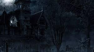halloween wall paper halloween haunted house widescreen wallpaper wide wallpapers net