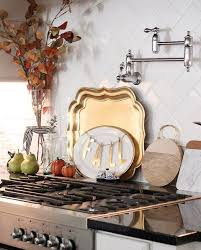 Fall Kitchen Decor - 5 fall decorating photos that stopped me in my scroll the