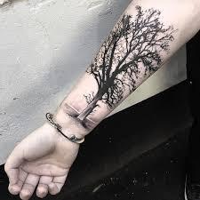 oak tree forearm best tree 2017