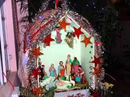 christmas crib decorations ideas creative ideas of baby cribs