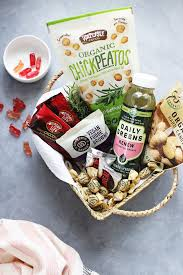 whole foods gift basket 3 ways to build a healthier easter basket hello glow