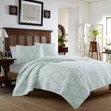 tommy bahama catalina trellis reversible quilt set hayneedle