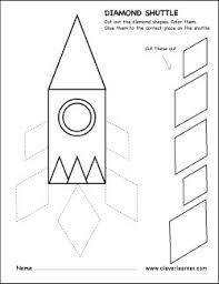 diamond worksheets for preschool free worksheets library