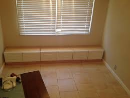 Build A Window Seat - office window seat day bed building the frame arafen