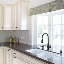 white glazed kitchen cabinets photos hgtv