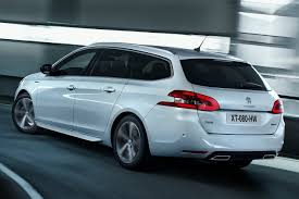 peugeot offers 2018 peugeot 308 sw offers streamlined classy styling