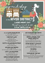 sip and shop danville river district va official website