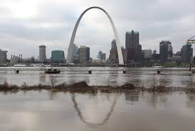 St Louis Six Flags Hours Aerial Pics Of Historic Flooding On Meramec River Democratic