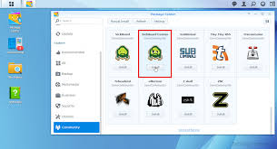 how to install sickbeard ubuntu screenshot guide to install sickrage on synology nas