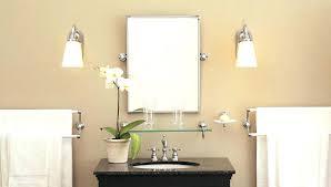 Above Mirror Vanity Lighting Mirror Bathroom Light Juracka Info