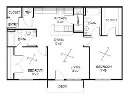 Bathroom Floor Plans Free by 2 Room House Plan Sketches Bedroom Inspired Square Feet Kerala