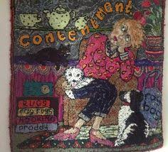 Rug Hooking Daily The Luckiest Day Of Your Life Rug Hooking Daily This Could Be