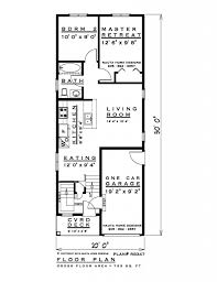 2 bedroom raised bungalow house plan rb347 765 sq feet