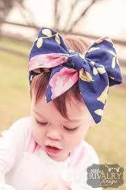 bow headband banana the bow headband pdf pattern