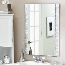 Black Mirror For Bathroom Bathroom Vanity Lighting Bathroom Framed Mirrors Bar Mirrors