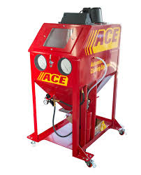 sandblaster cabinet for sale soda blasting equipment soda blaster models from ace automotive