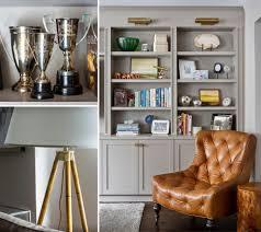 new york ralph lauren metallic living room contemporary with