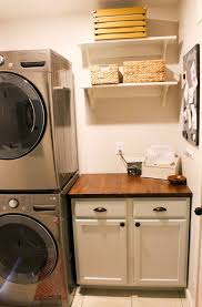 Storage Ideas For Small Laundry Rooms by Laundry Room Shelving Ideas For Small Laundry Room What You