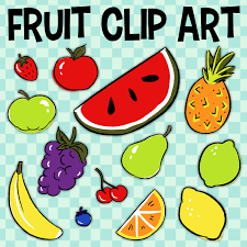 food clipart for kid pencil and in color food clipart for kid
