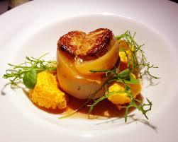 cuisiner un foie gras the musket room nyc foie gras torchon apricot mandarin brioche