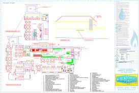evacuation floor plan restaurant design a restaurant kitchen