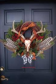 deer antler wreath design update pictures and images