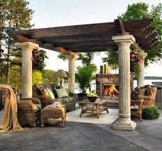 pergola styles 1000 images about pergolas on pinterest traditional arbors and