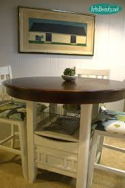 art is beauty fixer upper style painted pub table makeover