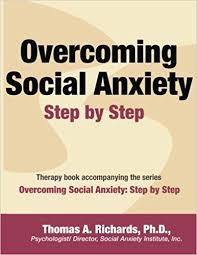 si e social de overcoming social anxiety by amazon de justin r
