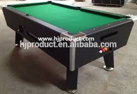 masse pool table price manual or electric token coin opereating billiard pool table buy