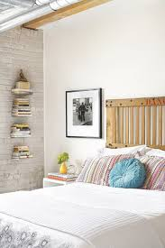 wall bookshelf ideas simple wall bookcase ideas for small bedroom with minimalist bed