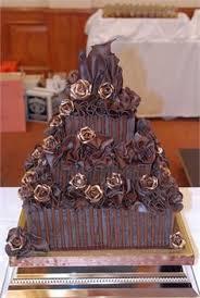 nicki grant dark chocolate heart cake with raspberries party