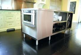 metal top kitchen island metal top kitchen island s rolling kitchen island with marble top