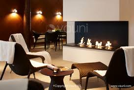 unique fireplaces contemporary central fireplace bioethanol open hearth unique