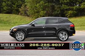 used porsche cayenne s used porsche at class motors serving gardendale al