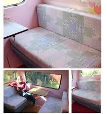 my little vintage caravan project take a seat