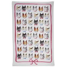 sur la table kitchen towels cat kitchen towel 28 x 18 sur la table