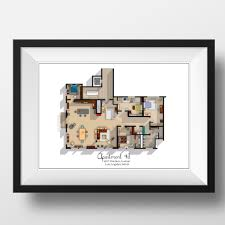 new tv show apartment floor plan new tv show layout